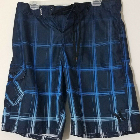 93ce84fef1 Hurley Other - Hurley Mens Board Shorts Swim Trunks Surfing 32